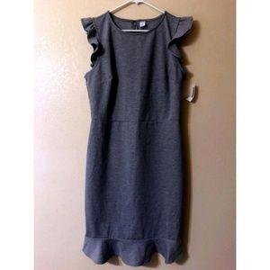 Old Navy NWT Sleeveless Ruffle Dress